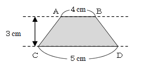 方 求め 台形 の 台形の面積の公式