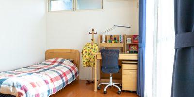 勉強に集中できる子ども部屋の特徴