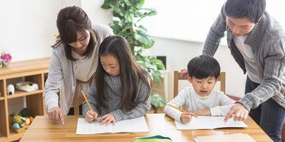 親がカギを握る、子どもが夢中になる在宅勉強法