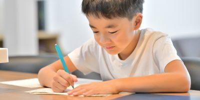 やる気アップ!教科書ぴったりトレーニングを見た子どもの反応-レビュー