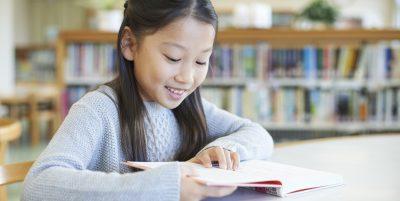 小学生に読書習慣が身に付く方法