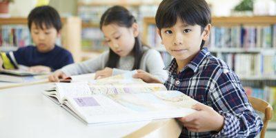 成績が上がる小学生の読書術