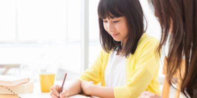 新しい中学校の勉強に対応して両親がするべきこと